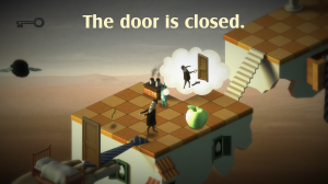 loot-back-to-bed-door-is-closed